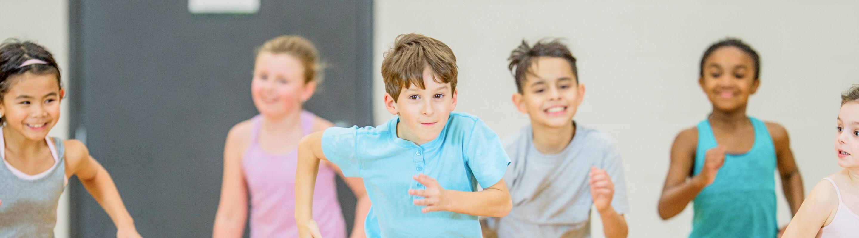 Kinderen Fit op school